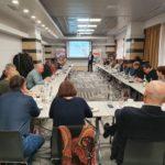 Scurte concluzii ale Adunării Naționale a diriginților de șantier.