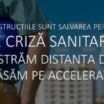 Cu ochii la criza sanitară dar cu piciorul pe accelerație: diriginții de șantier cer investiții publice și susținerea domeniului rezidențial ca unică soluție pentru restartarea economiei naționale